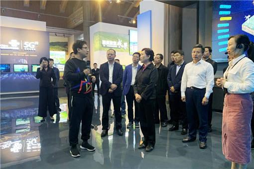 湖南省第十三届人大代表安化调研小组赴安化调研-土流网