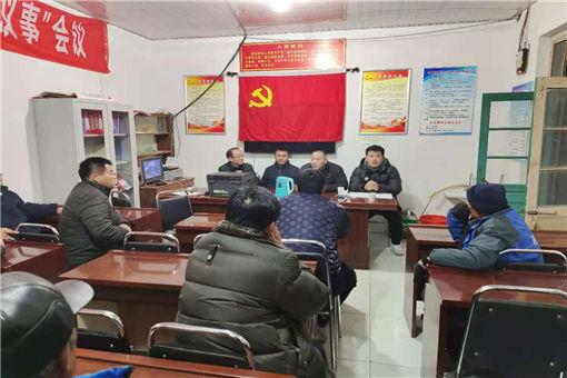 濟陽區東索廟村召開農村產權交易工作推進會-土流網